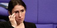 Wahl zur Bundestagsvizepräsidentin: AfD-Kandidatin scheitert erneut