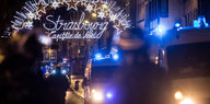Nach Anschlag in Straßburg: Polizei erschießt mutmaßlichen Täter