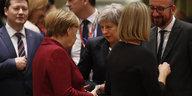EU-Gipfel zum Brexit in Brüssel: Mitgliedstaaten wollen May helfen