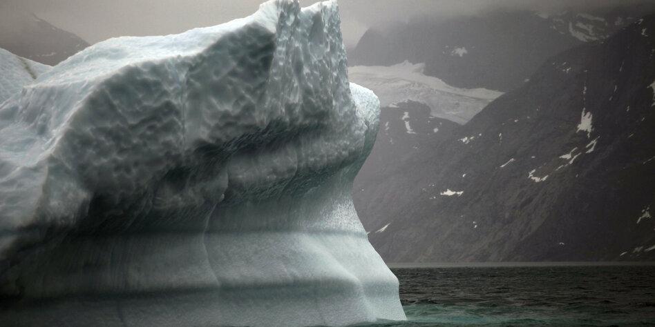 Ordentlich Grönland 1998 ** Durchsichtig In Sicht Grönland Europa