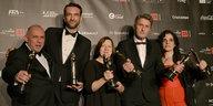 Europäischer Filmpreis: Wutfreie Zone