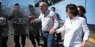 Staatliche Repression in Nicaragua: Feldzug gegen unabhängige Stimmen