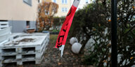 Messerattacken in Nürnberg: Polizei fasst mutmaßlichen Täter