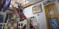 Nach Brandanschlägen auf Hausprojekte: Frankfurts Linke unter Beschuss