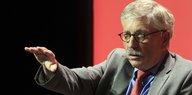 Die SPD und ihr Rechtsaußen: Dritter Anlauf gegen Thilo Sarrazin