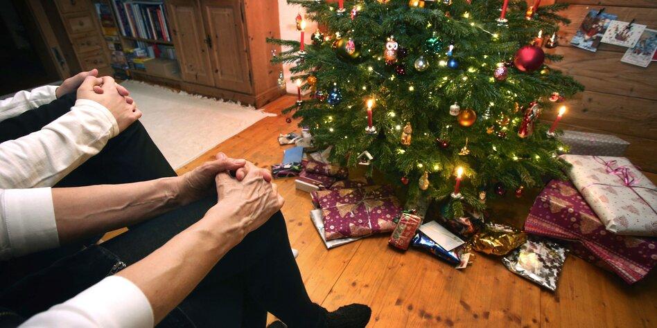 Andere Weihnachtsgeschenke.Zurück Ins Elterliche Nest Weihnachten Und Andere Krisen Taz De
