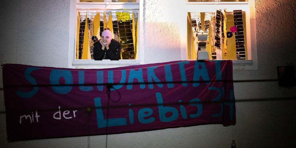 Aktivistinnen über Die Liebig34 Raum Zum Sein Und Ausprobieren