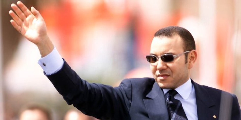 herrschaft in marokko