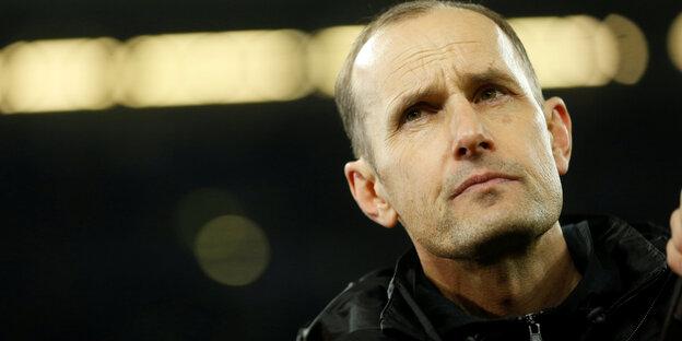 Heiko Herrlich, entlassener Trainer von Bayer Leverkusen