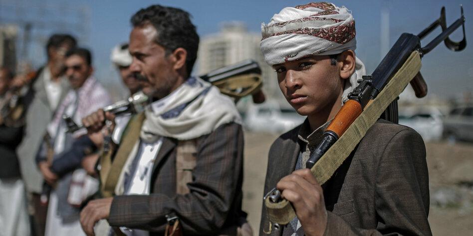 Huthi Rebellen