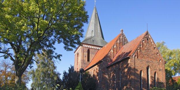Naturschutz auf Kirchenäckern