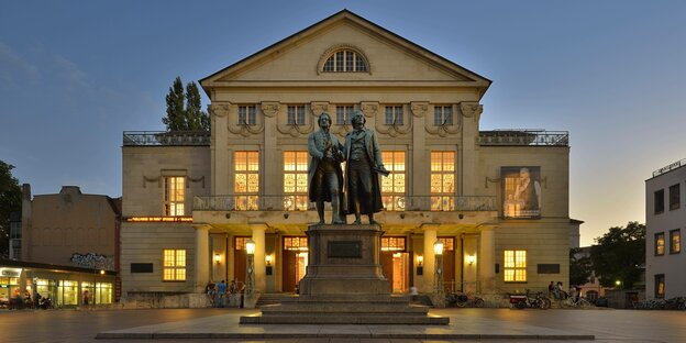 Deutsches Nationaltheater in Weimar