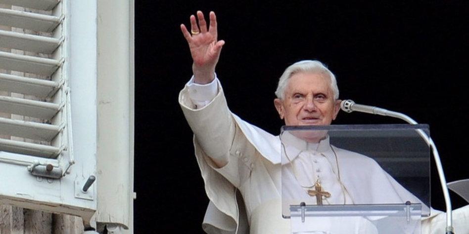 unfehlbarkeit des papstes aufgehoben