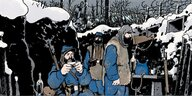 Comiczeichner Jacques Tardi in Basel: Reise ans Ende der Nacht