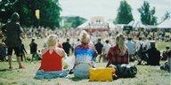 Festival-Fashiontrend in Australien: Einer wie der andere