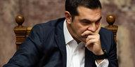 Namenskompromiss mit Mazedonien: Tsipras übersteht Misstrauensvotum