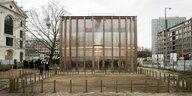 Interreligiöses Gebetshaus in Berlin: Alle unter einem Dach