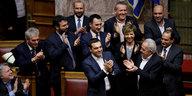 Kommentar Griechische Koalition: Etappensieg für Tsipras