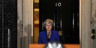 Kommentar Brexit: May am Ende obenauf
