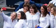 100 Jahre Frauenwahlrecht im Bundestag: Das Ende der Freiwilligkeit