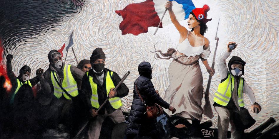 Protestieren-in-Frankreich-Gelbe-Weste-als-Risiko