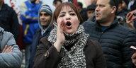 Tunesien im Generalstreik: Stillstand in Tunis