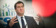 CSU-Klausurtagung der Landtagsfraktion: Fast-CSU-Chef mit Stil