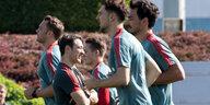 Rückrundenstart der Fußball-Bundesliga: FC Bayern, Stern des Umbruchs