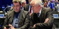 """Acht Fragen zur Zukunft der CSU: Mal gründlich """"durchlüften""""?"""