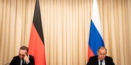 Deutsch-russische Beziehungen: Maas wirbt für den INF-Vertrag