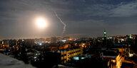 Angriffe iranischer Ziele in Syrien: Israel bestätigt Attacken