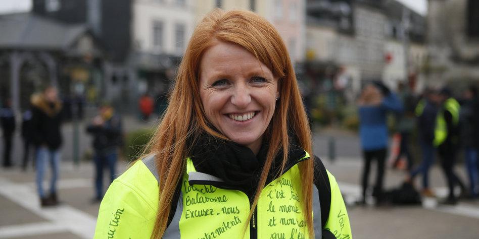 Frankreich: Gelbwesten reichen eigene Liste für Europawahl ein