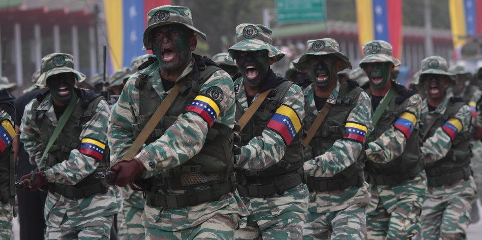 Venezuela Krise Erklärt