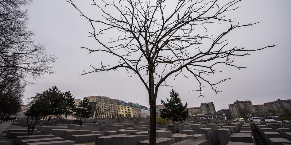 Holocaust Gedenktag Erinnern Allein Reicht Nicht Tazde