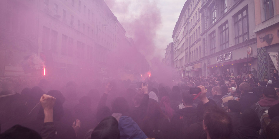 Antifa ohne Faschismus