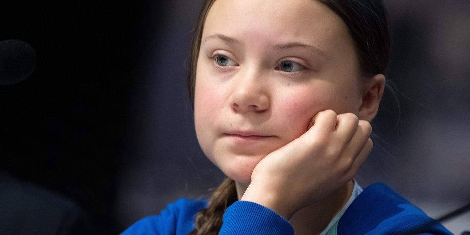 Greta Thunberg Facebook: Klimaaktivistin Reagiert Auf Gerüchte: Greta Thunberg Und