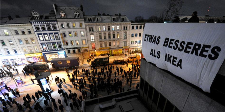 Bürger Entscheiden Für Ikea Der Elch Kommt Nach Altona Tazde