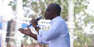 """Kongos Oppositionsführer im Interview: """"Ich bin der gewählte Präsident"""""""