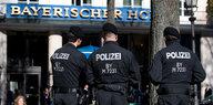 """Sicherheitskonferenz in München: """"Bayrischer Hof"""" ausgebucht"""
