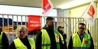 Nahverkehrsstreik in Berlin: Verkehrskollaps ist ausgeblieben