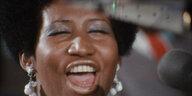 """Berlinale """"Amazing Grace"""": Party mit dem Heiland"""