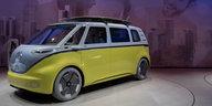 Gebeutelter VW-Konzern stellt E-Auto vor: Mehr Klima wagen