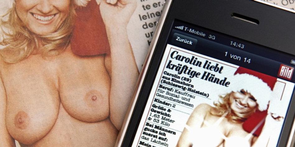 Frauen app nackte Heiße nackte