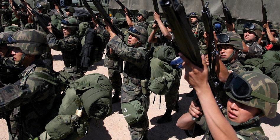 Waffenlieferung nach Mexiko - Strafe für Heckler und Koch