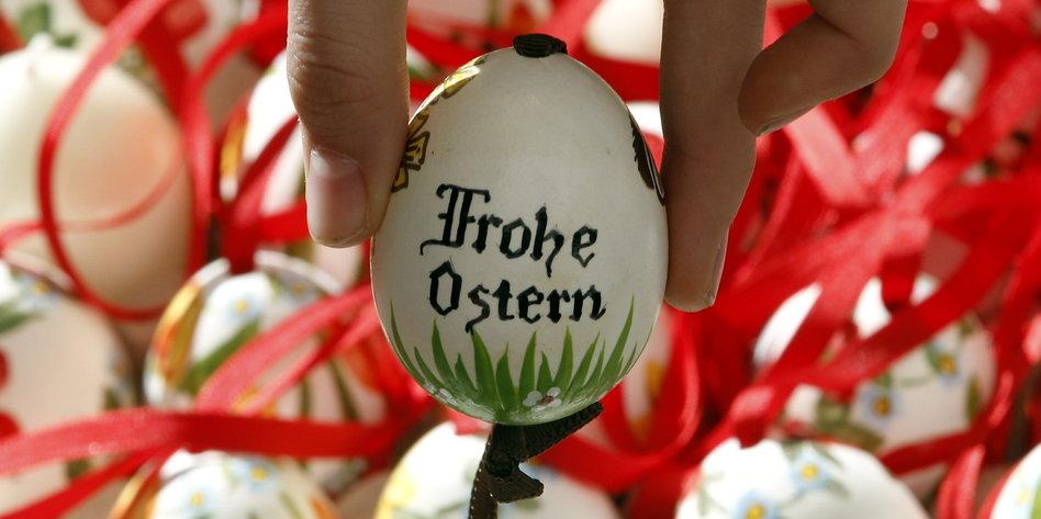 Feiertage In österreich Das Kreuz Mit Dem Karfreitag Tazde