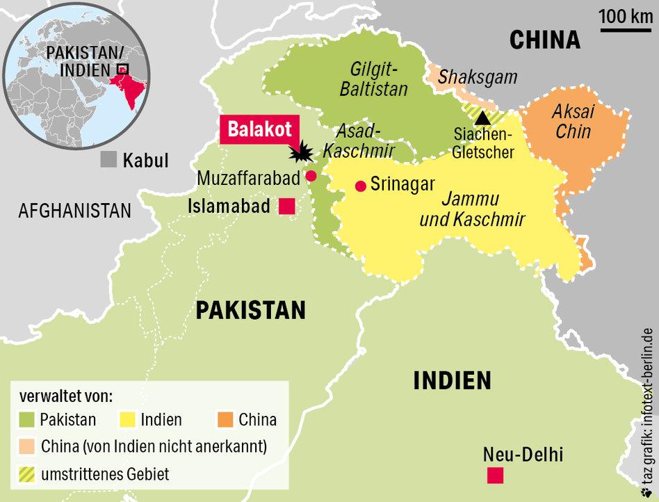 Kaschmir Konflikt Aktuell