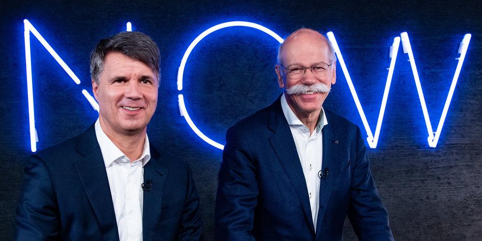 BMW und Daimler tüfteln zusammen am autonomen Fahren
