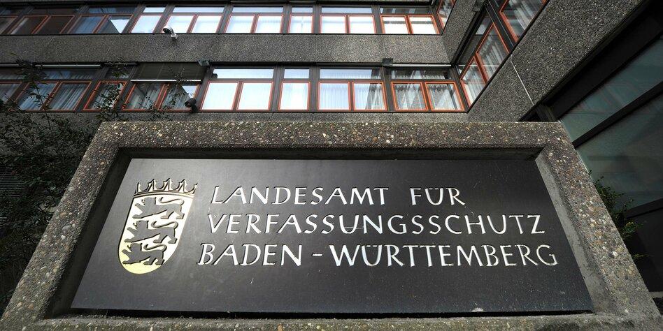 Landesamt verfassungsschutz baden wuerttemberg