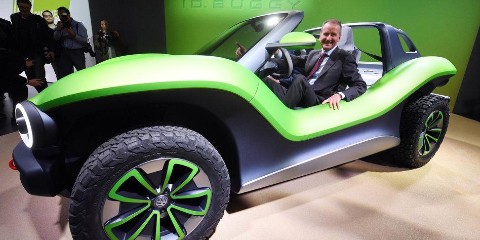 vw setzt auf e mobilit t volkswagen gibt sich gut und. Black Bedroom Furniture Sets. Home Design Ideas