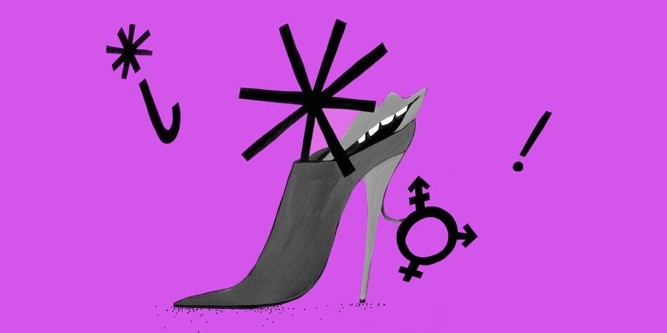 Debatte Geschlechtergerechte Sprache: Eine für alle - taz de